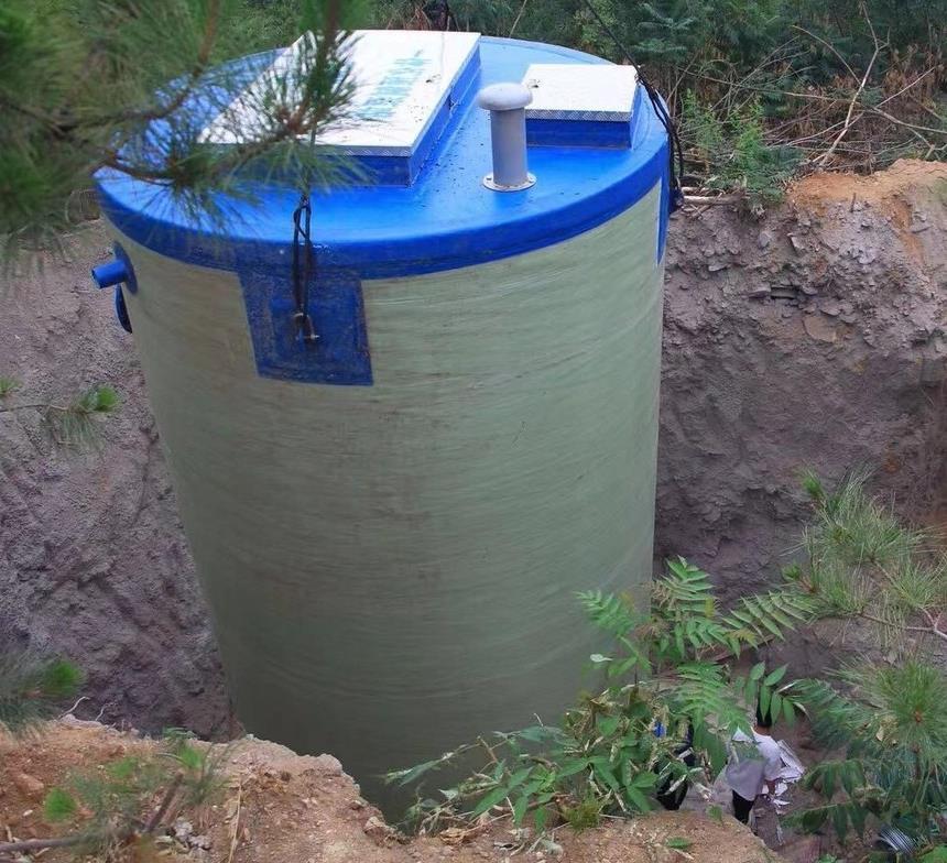 雨水提升一体化预zhi泵站