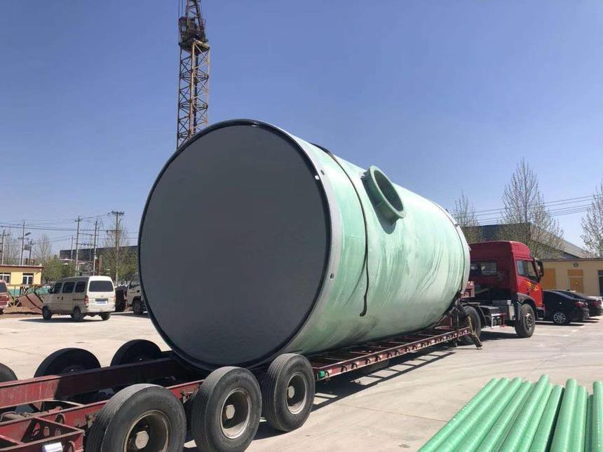 一体化污水预制泵站选型