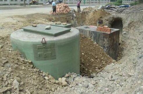 一体化yu水提升泵站