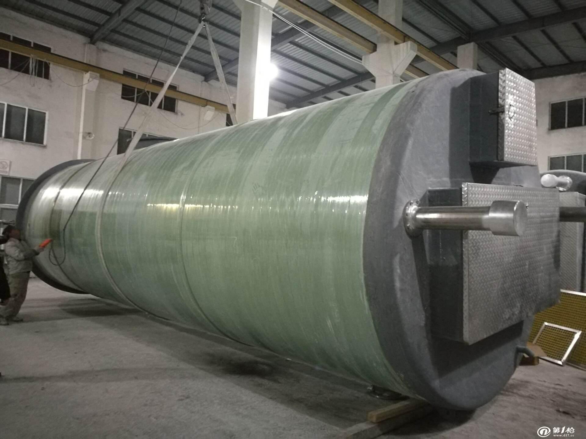 一体化泵zhan应用ling域
