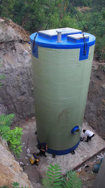 manbetx体育注册一体化泵站安装