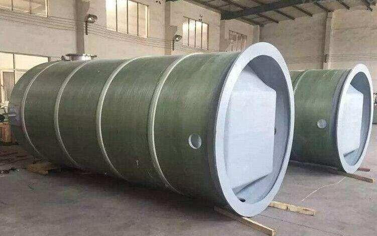 一ti化泵站