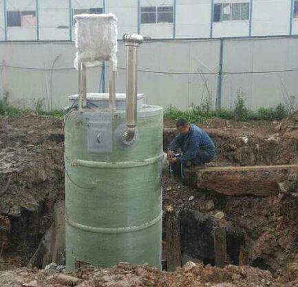 地埋式一体化泵站的使用