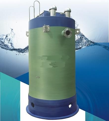 一体化预zhi泵zhan的安zhuang